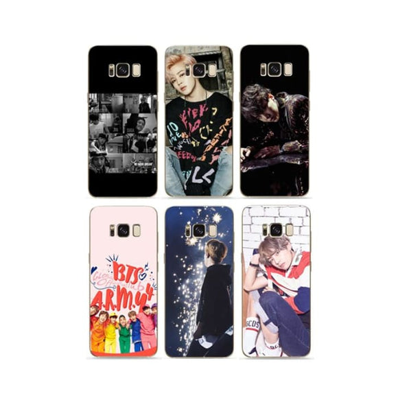 Bts Samsung Phone Case (Group 5) - Phone Cases