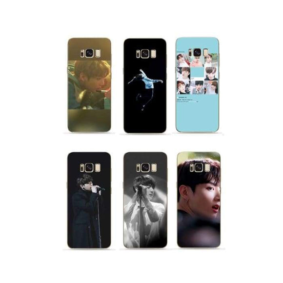 Bts Samsung Phone Case (Jungkook 1) - Phone Cases