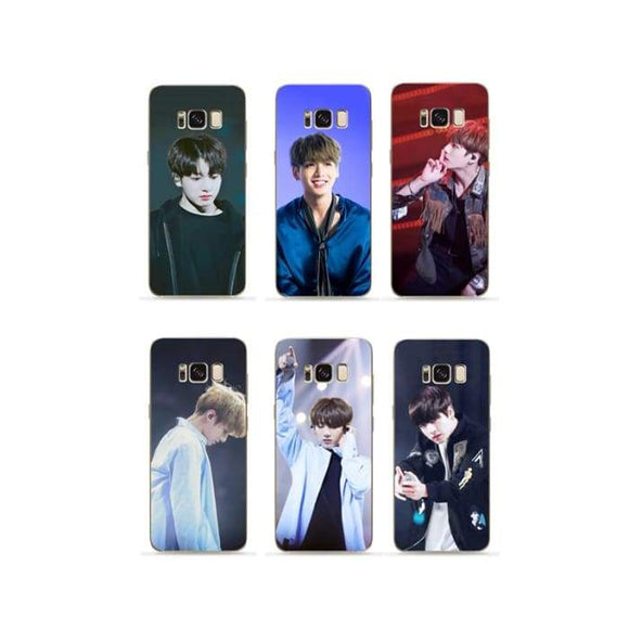 Bts Samsung Phone Case (Jungkook 2) - Phone Cases