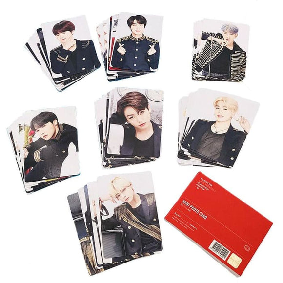 BTS Speak Yourself Japan Edition Photocard - SET OF 7 (Save 20%) - Photocard