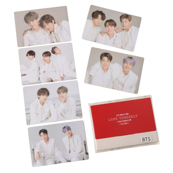 BTS Speak Yourself The Final Photocard - Photocard