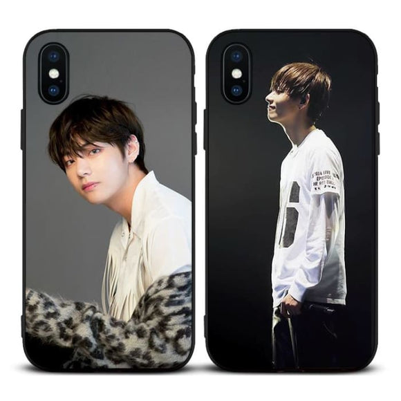 BTS Taehyung Fake Love x Run iPhone Case - For Phone