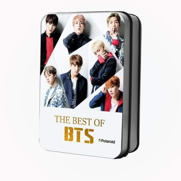 Bts The Best Of Bts Photocard - Photocard