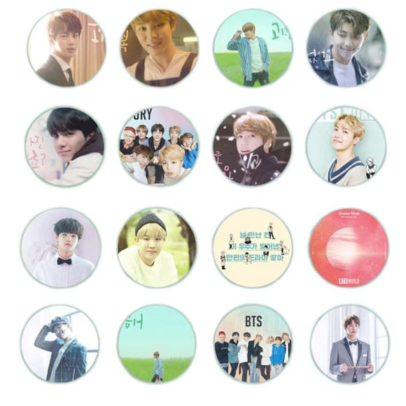BTS World Mobile Phone Retractable Airbag - Complete Set (Save 50%) - For Phone