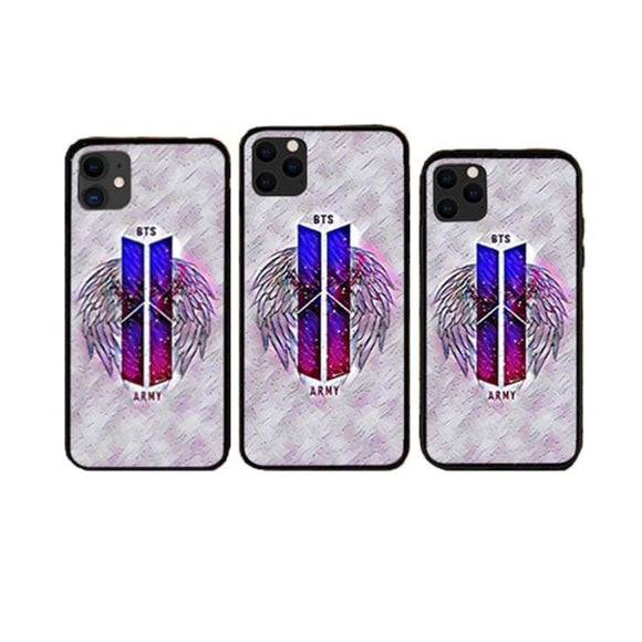 BTS x ARMY Symbol iPhone 11 Case - For Phone