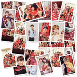 Bts X Coke Collaboration Photocard