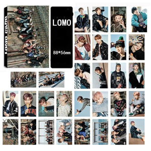 Bts Ynwa Lomo Card (30Pcs) - Accessories