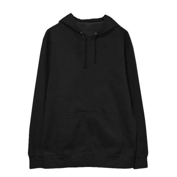 (Coming Soon) Bts Custom Hoodie - Black / S - Hoodies & Jackets