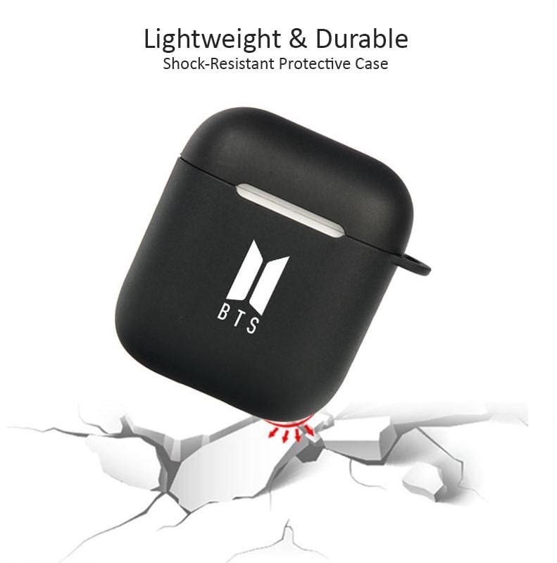 BTS Official Logo Airpods Case