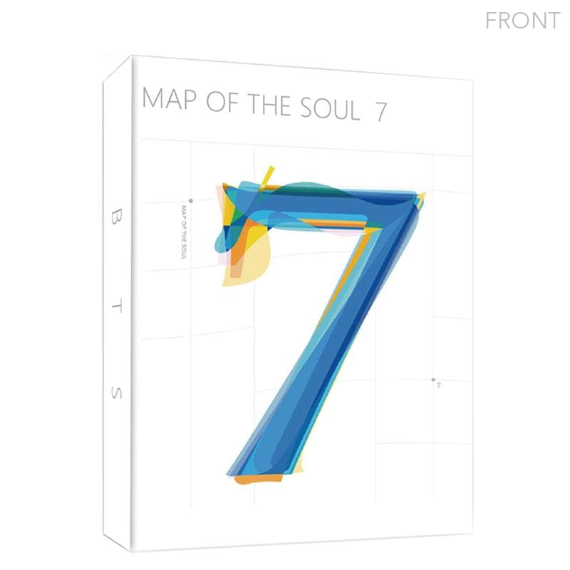 <p>BANGTAN7</p> MAP OF THE SOUL 7 ARMY BOX