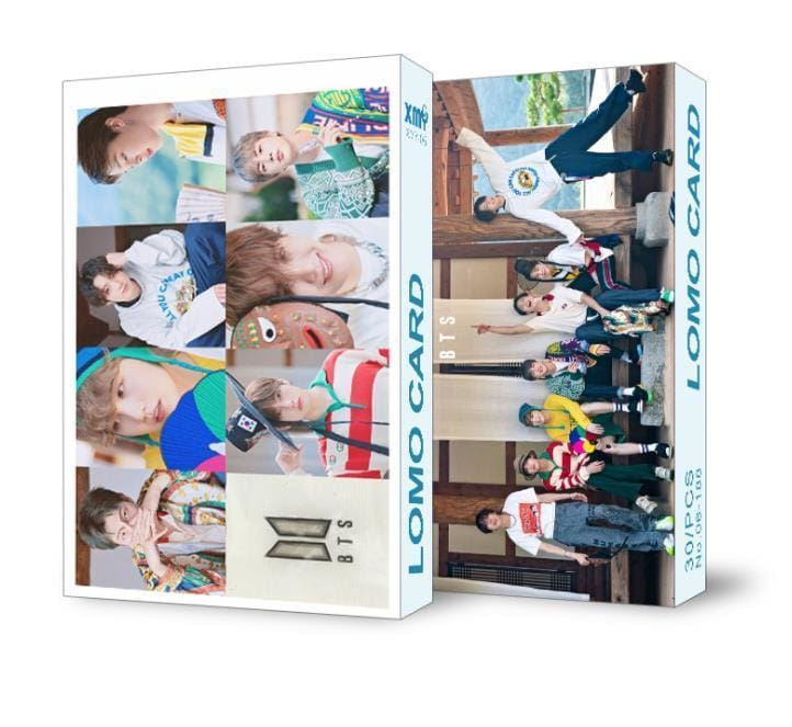 BTS 30pcs Lomo Card Set (Extra)