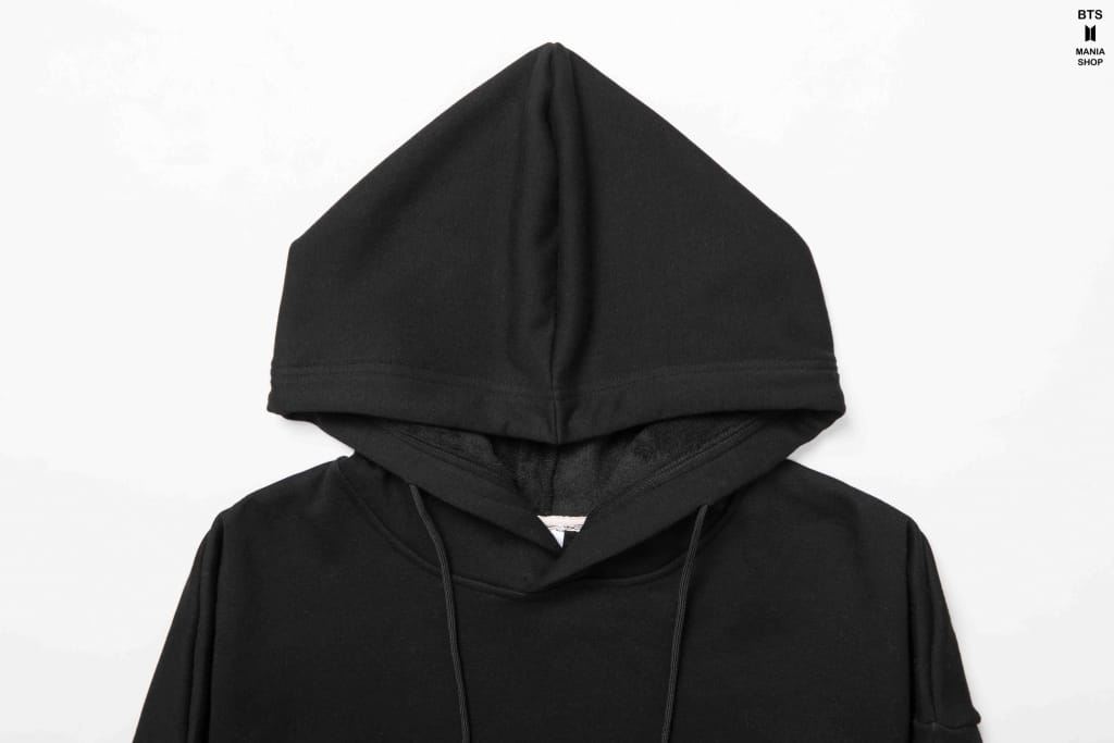BTS Map Of The Soul: 7 Official Album Hoodie