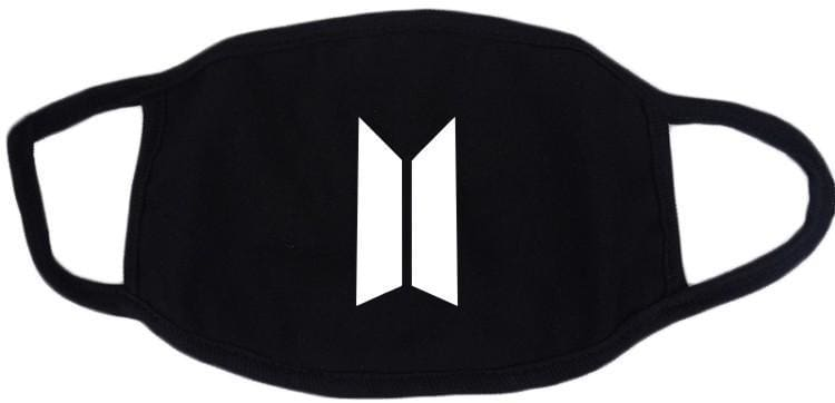 BTS Logo & Member Name Mask