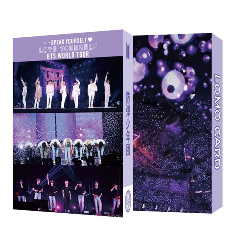 BTS Love Yourself Speak Yourself The Final Photocard