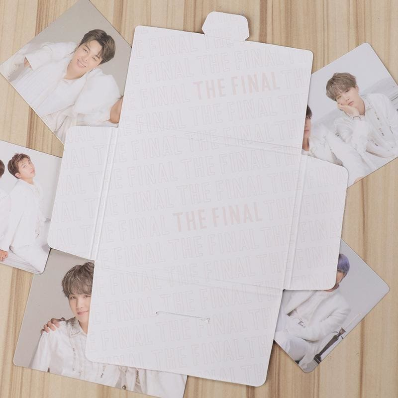 BTS Speak Yourself The Final Photocard