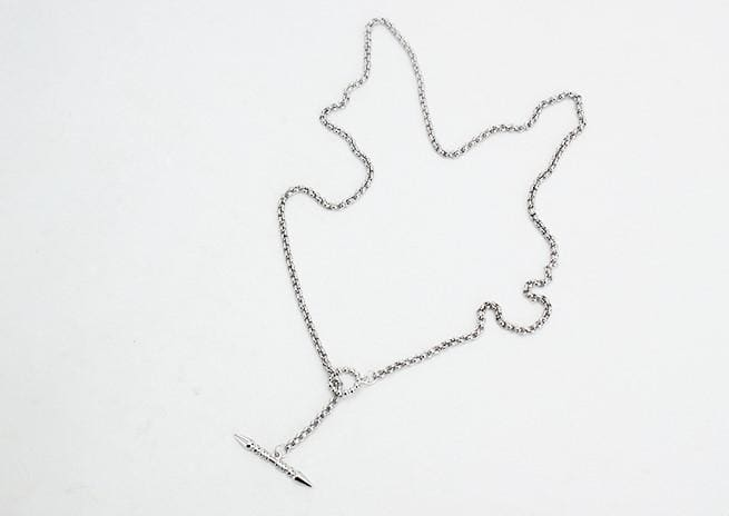 a display of chain