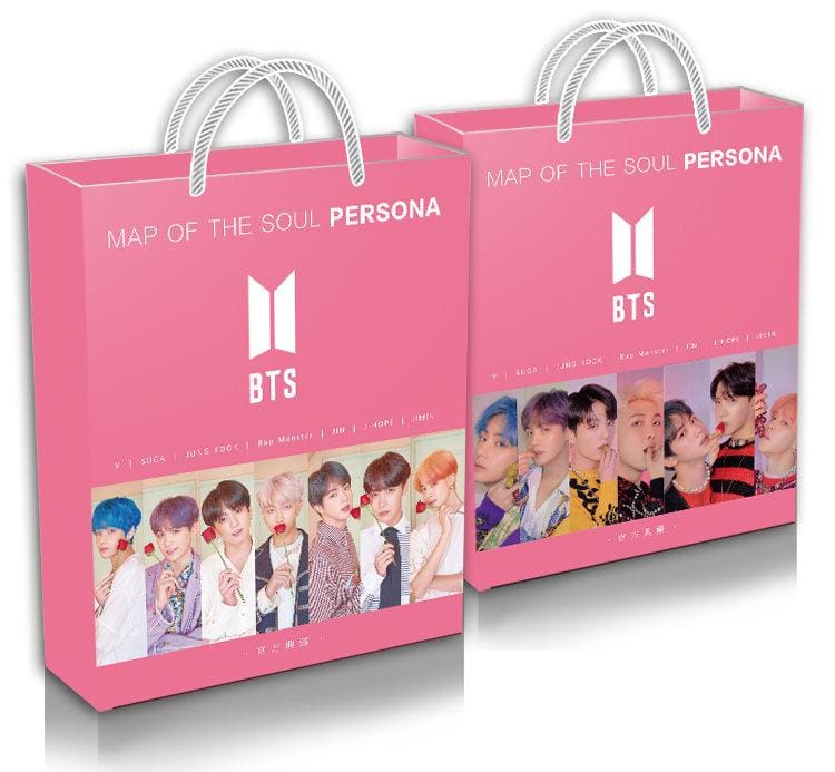 BTS MAP OF THE SOUL PERSONA ARMY BOX