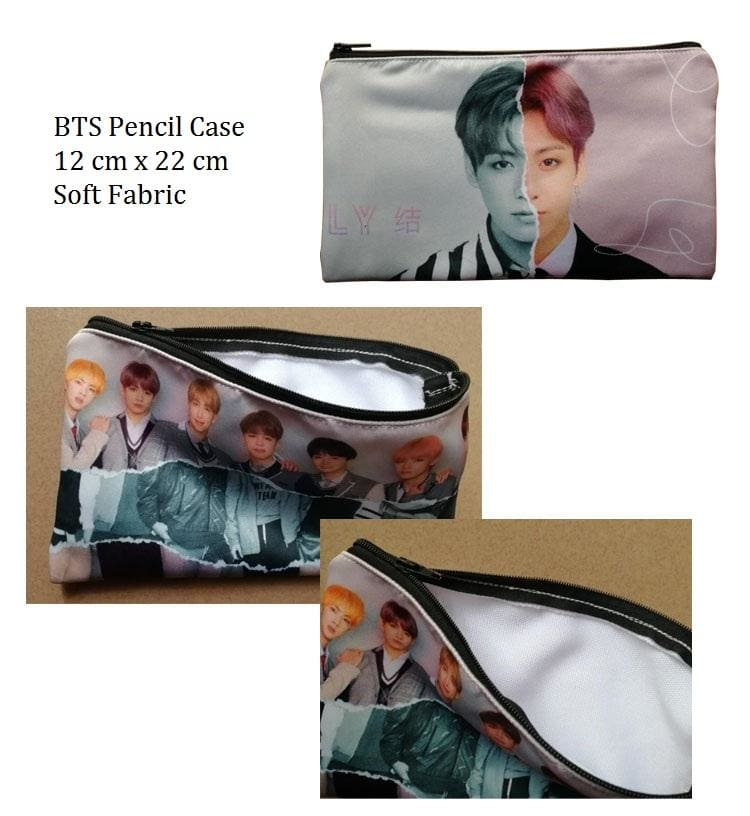 BTS Map Of The Soul Persona Pencil Case