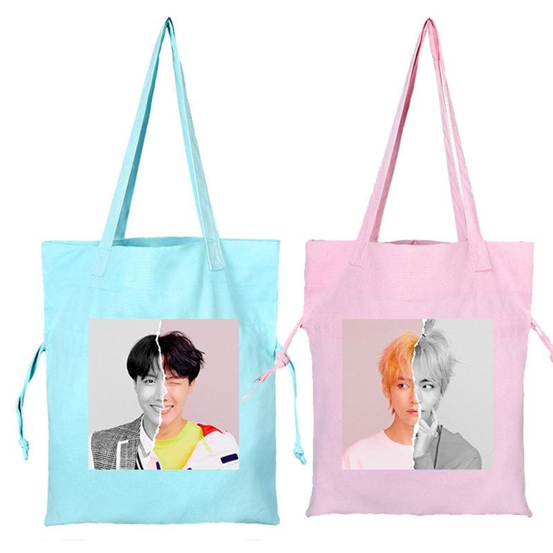 BTS Love Yourself Answer L Canvas Bag