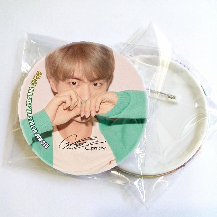 BTS Map Of The Soul Persona Badge (SET)