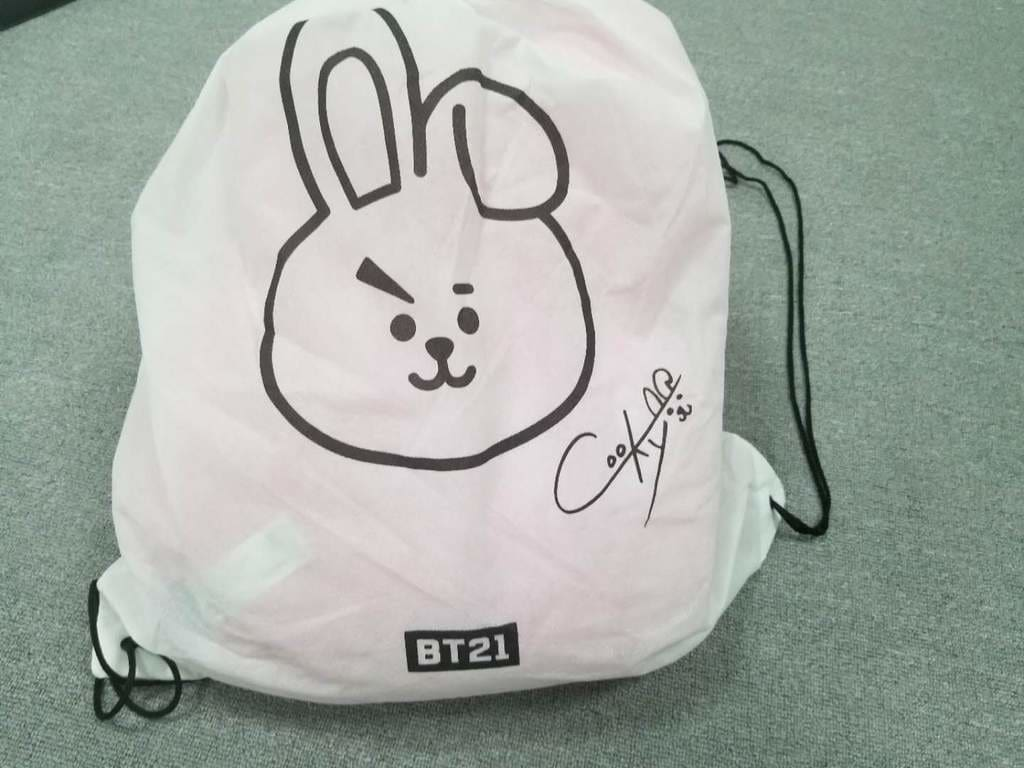 Bts Bt21 Official Pillow Plushies (30X 40)