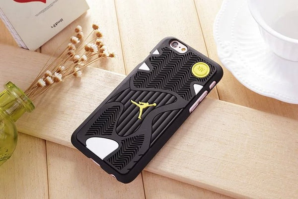 NBA Jordan Shoe Sole Rubber iPhone Case (NEW+MULTIPLE STYLES)