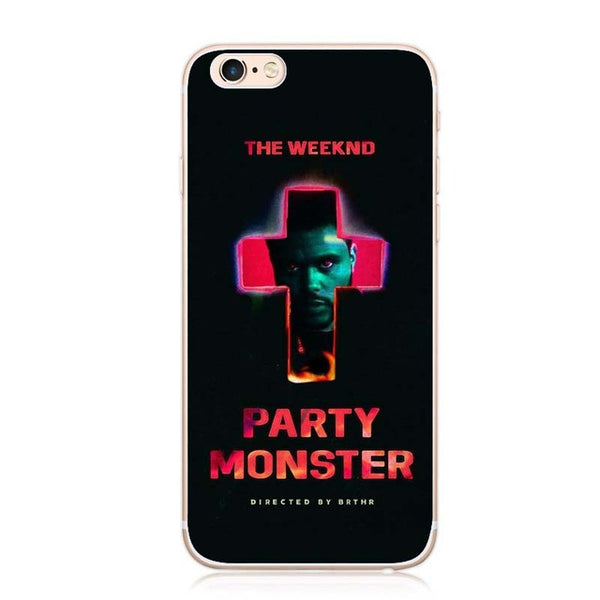 The Weeknd X'O iPhone Cases