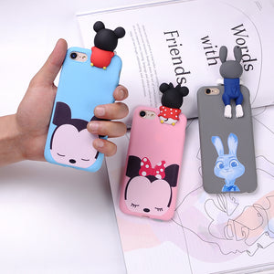 Cartoon Characters iPhone Cases