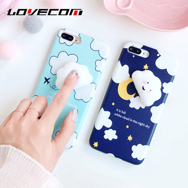 3D Squishy iPhone Cases