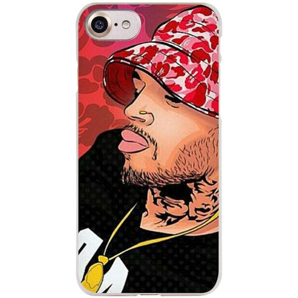 Chris Brown Breezy iPhone Case