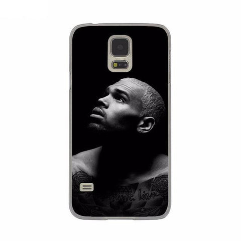 Chris Brown Samsung Galaxy Cases