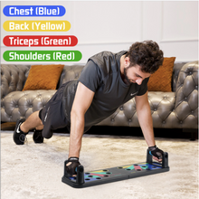 Multifunction Push Up Rack Board System Fitness