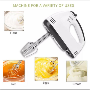 7 Speedy Portable Hand Mixer