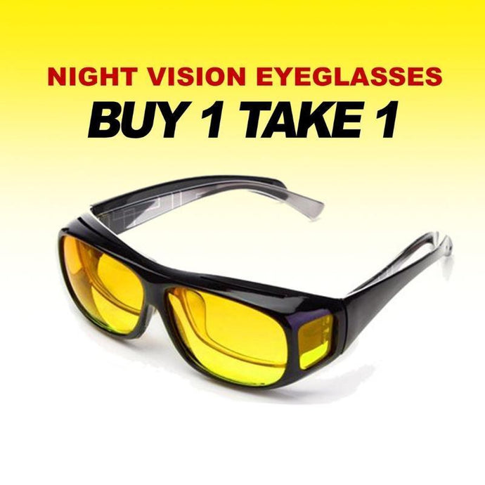 WalFine Buy 1 Take 1 Free HD Vision Glasses - BUY 1 TAKE 1 PROMO (2 Boxes)