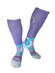 SportsEdge Knee High Purple