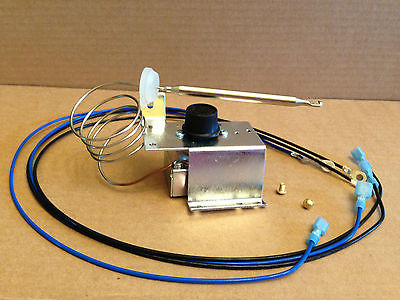 Robert Shaw Thermostat (Includes bracket, knob, screws and wires)