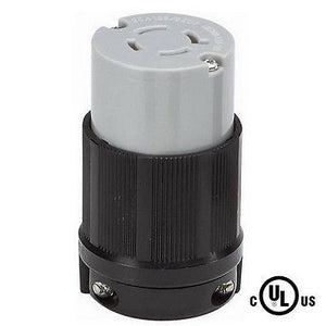 Grounding Locking Connector, NEMA L14-20