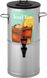 5-Gallon Stainless Steel Tea Urn