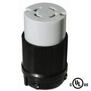 Grounding Locking Connector, NEMA L14-30
