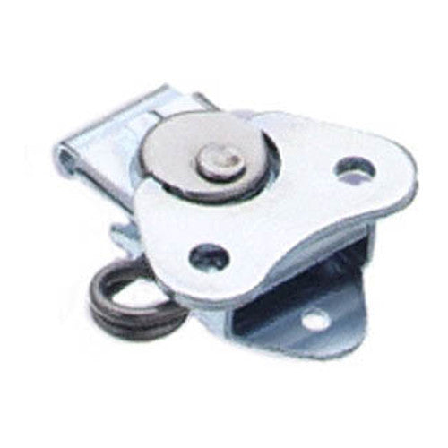 Southco K3-1735-07 Draw Latch, Spring-Loaded Link Lock Steel Zinc