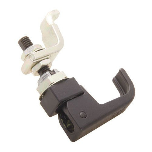 Southco 62-30-15 Lift and Turn Compression Latch, Zinc, Black
