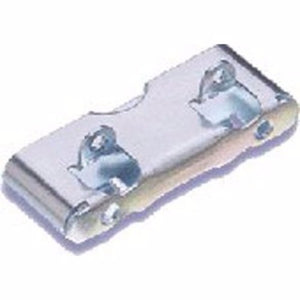 Southco R2-0257-02 Zinc Plated Steel Draw Latch Receptacle, Concealed
