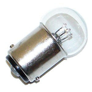 624 Miniature Light Bulb, 28 Volts, 0.37 Amps