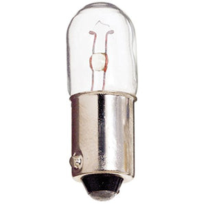 757 Miniature Light Bulb, 28 Volts, 0.08 Amps