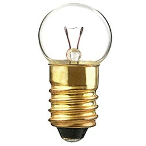 31 Miniature Light Bulb, 6.15 Volts, 0.3 Amps