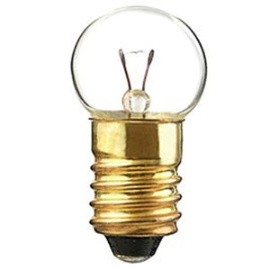 432 Miniature Light Bulb, 18 Volts, 0.25 Amps