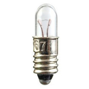 335 Miniature Light Bulb, 28 Volts, 0.04 Amps