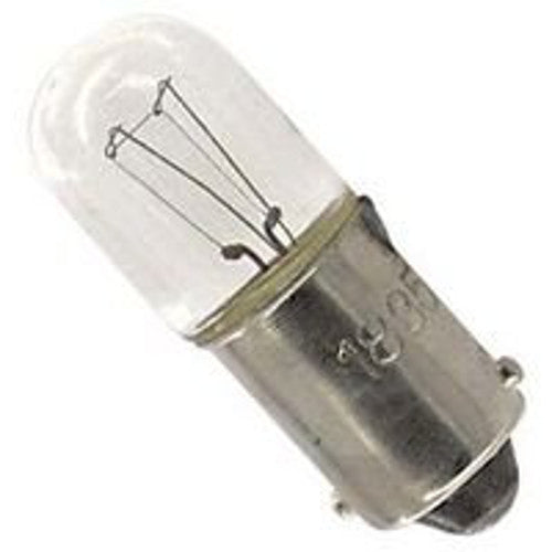 1835 Miniature Light Bulb, 55 Volts, 0.05 Amps