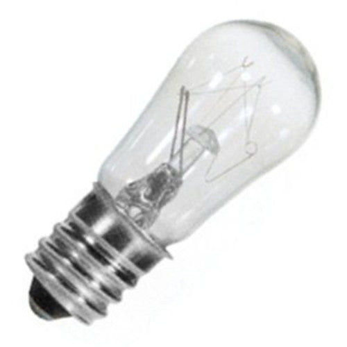 10S6-230 Light Bulb, 230 Volts, 0.04 Amps, 10 Watts
