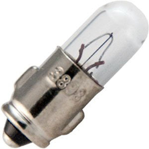 3898 Light Bulb, 2 Watts, 12 Volts